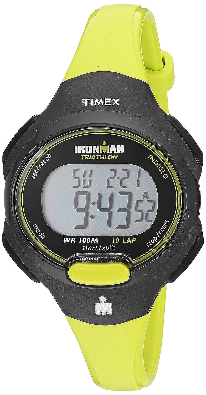 Timex Ironman Essential 10 Lap para Mujer Talla única Amarillo ...
