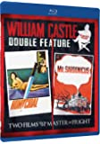 William Castle Double Feature - Homicidal & Mr. Sardonicus - Blu-ray