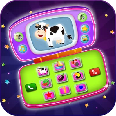 Baby phone toy - kids learning game: Appstore for Android