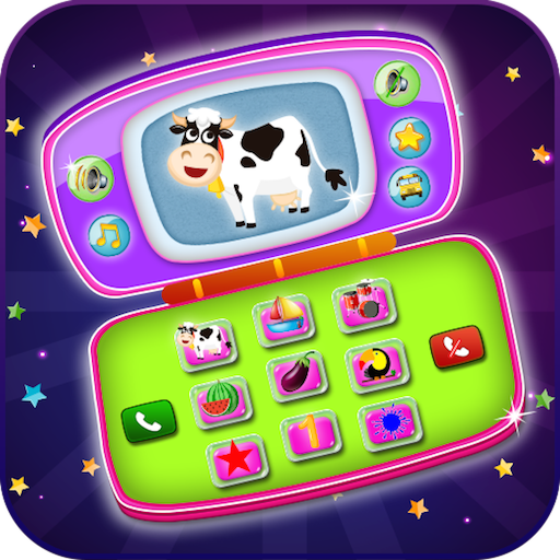 Baby phone toy – kids learning game