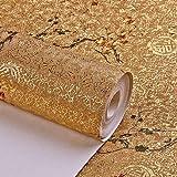 GXX papier papier peint chinois/ or papier peint chinoiseries/Fleur de prunier papier peint motif de caractère chinois/ TV fond mur papier peint-A
