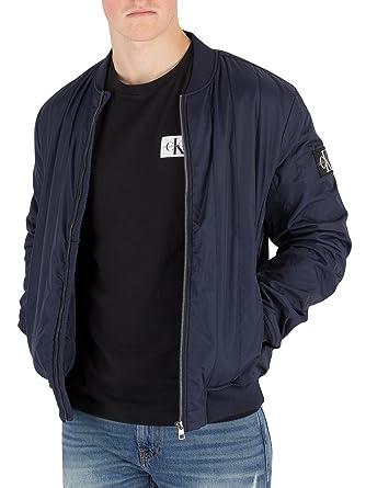 Calvin Klein Jeans Schwarz Bomberjacke Für Herren