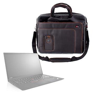 "DURAGADGET Maletín Portátil Lenovo ThinkPad X1 Carbon/LG gram 15"" / Samsung Notebook 9"
