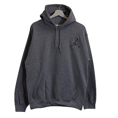 Actual Fact Biggie  Hip Hop Black Hooded Sweatshirt Hoodie
