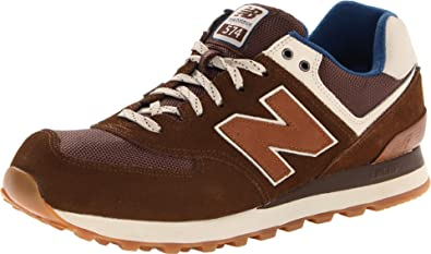 New Balance 574 Herren Sneaker Braun: Amazon.de: Schuhe & Handtaschen