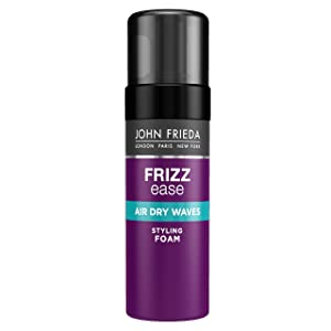 John Frieda Frizz Ease Air Dry Waves Styling Foam 150 ml
