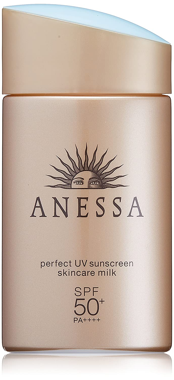 Shiseido Anessa Perfect UV Sunscreen Skincare Milk SPF50+/Pa + + + + 60ml/56, 7gram