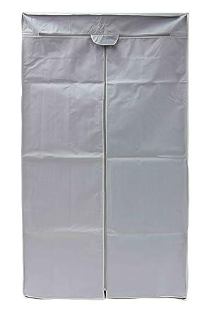 Etonnant Origami RCR 02H G Heavy Duty Folding Closet, Gray