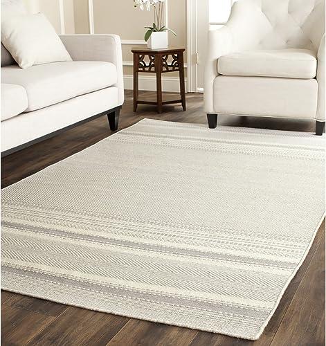 Safavieh Kilim Collection KLM419B Handmade Flatweave Wool Area Rug
