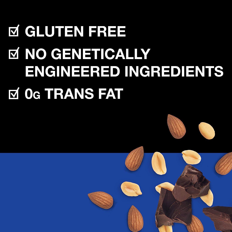 Kind Bar - Barra de proteínas sin gluten Caja Doble chocolate ...