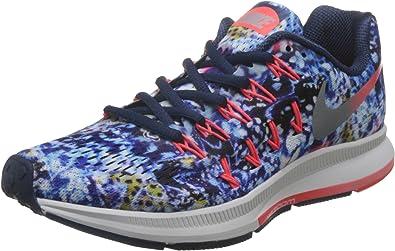 Nike Wmns Air Zoom Pegasus 33 RF E, Zapatillas de Running para ...