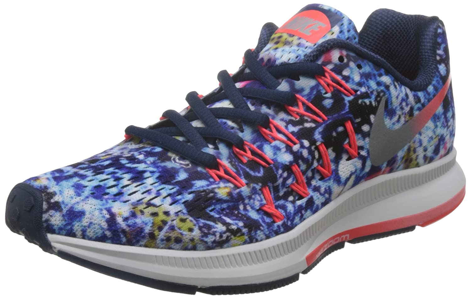 best sneakers ebb07 d869c Amazon.com   NIKE Pegasus 33 Print Running Women s Shoes Size   Fashion  Sneakers