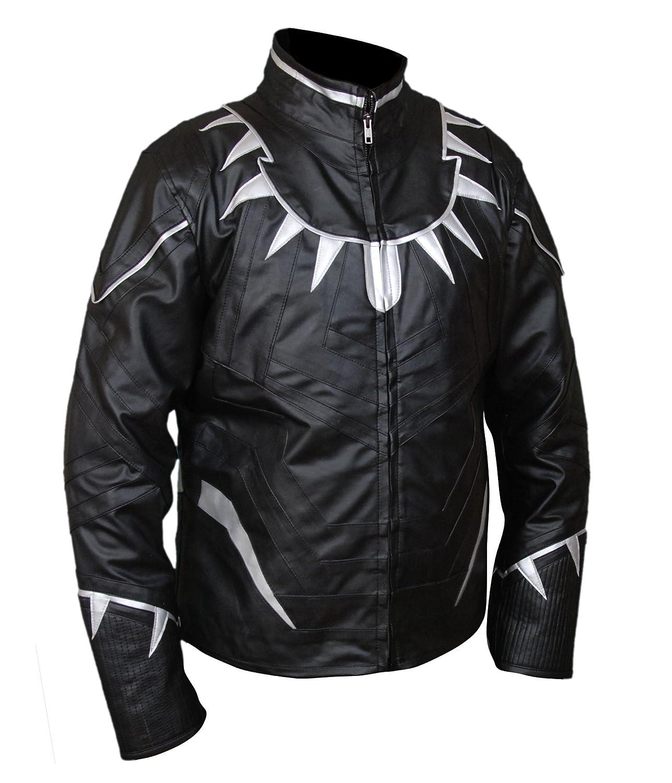 F/&H Kids Captain America Civil War Black Panther Jacket
