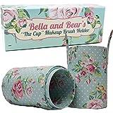 Porta Pennelli Trucco By Bella and Bear. Il Nostro Porta Pennelli da Trucco a Tazza È il Compagno Perfetto per i Tuoi Pennelli da Trucco Kitten e per Pennelli Singoli.
