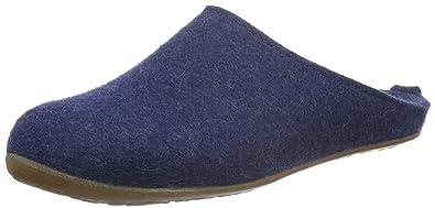 Haflinger Unisex-Erwachsene Everest Fundus Pantoffeln, Gelb (Mais 252), 36 EU