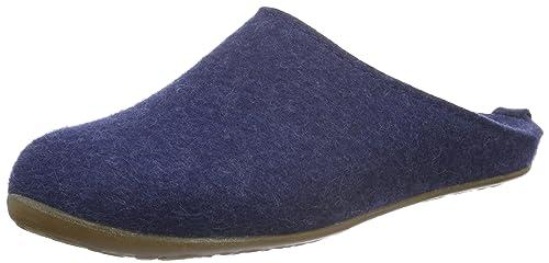 Haflinger Everest Fundus, Zapatillas de Estar por Casa Unisex Adulto, Rojo (Rubin 11 11), 42 EU