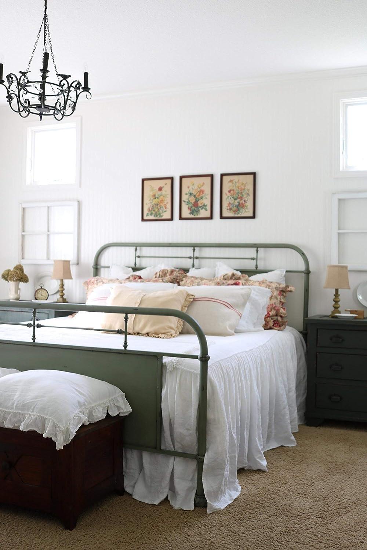 Linen Coverlet, Linen Bedspread