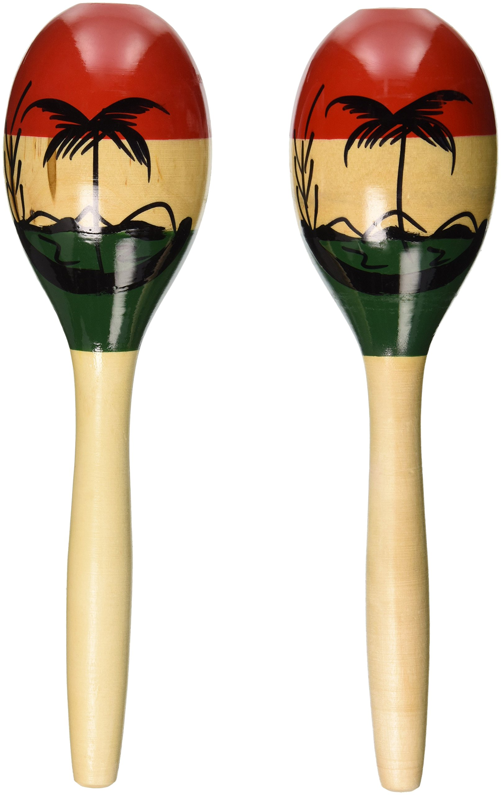 Latin Percussion CP287 Cp 7 1/2 Med. Maracas by Latin Percussion