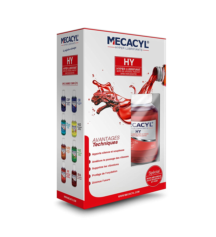 MECACYL *.* HY - Hyper-Lubrifiant - 60 ml - Boî tes de vitesse, Cardan, Transmission, Pont, Fourches 3760011060390