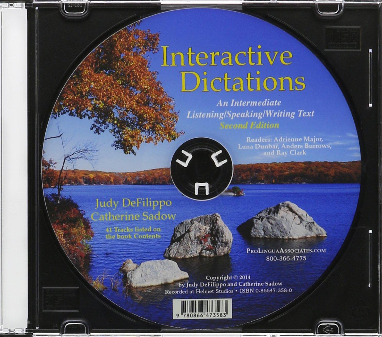 Download Interactive Dictations: CD ebook