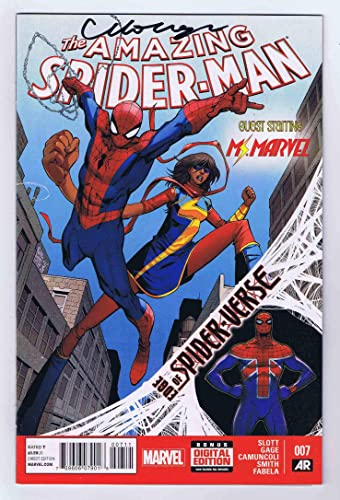 AMAZING SPIDER-MAN #7 MARVEL NM