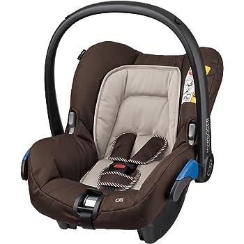 In einer Babyschale lassen sich Babys kinderleicht transportieren.