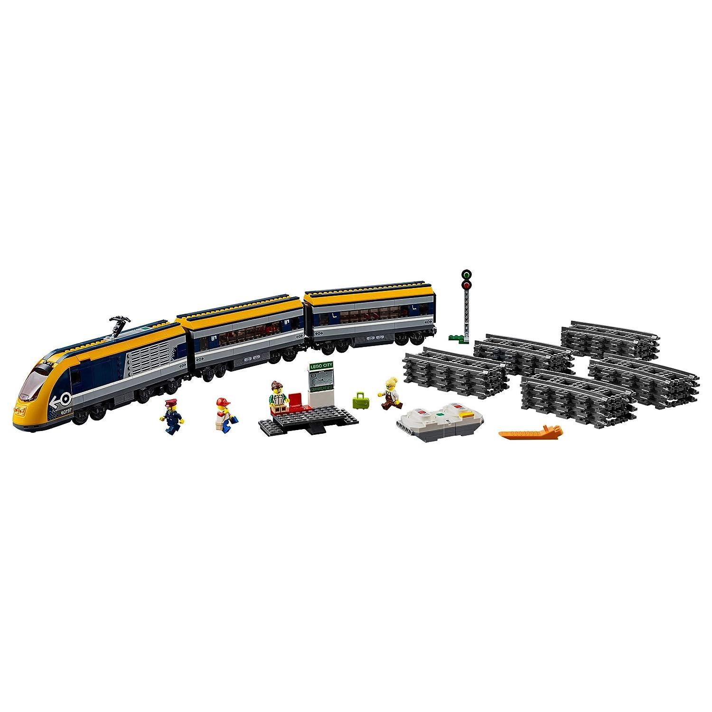 Lego Passeggeri60197LegoAmazon City Treno E itGiochi mwPyvN8nO0