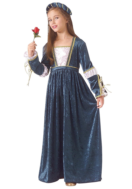 Amazon.com: Rubies Disfraz de Julieta medieval renacentista ...
