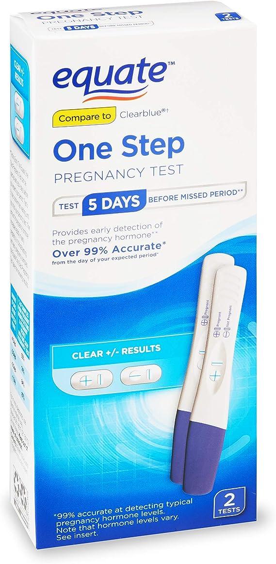 Fake Girlfriend Pregnancy Test Positive Result Joke Boyfriend Prank 2 Pack