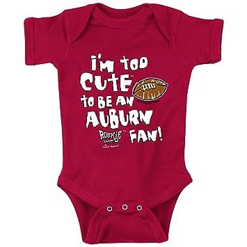 Baby bodysuit Alabama Crimson Tide University of Alabama football jersey