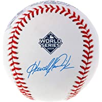 $149 » Howie Kendrick Washington Nationals Autographed 2019 World Series Champions Baseball - Fanatics Authentic Certified