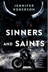 Sinners and Saints (Blood and Bone Book 2) Kindle Edition