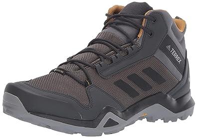 adidas outdoor Men's Terrex Ax3 Mid GTX Hiking Boot