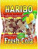 Haribo Happy Lemon fresh Cola, 6er Pack (6 x 200 g Beutel)
