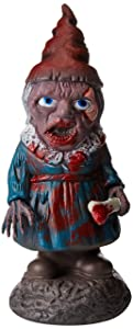 Forum Novelties Zombie Garden Gnome Girl Prop