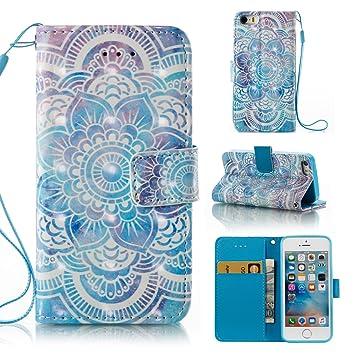 6fbb31ad3c Amazon | Alfort iphone 5/5s/SE 4.0インチ 対応ケース 良質 PU レザー ...