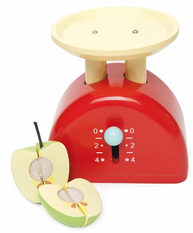 Le Toy Van Honeybake Wooden Weighing Scales
