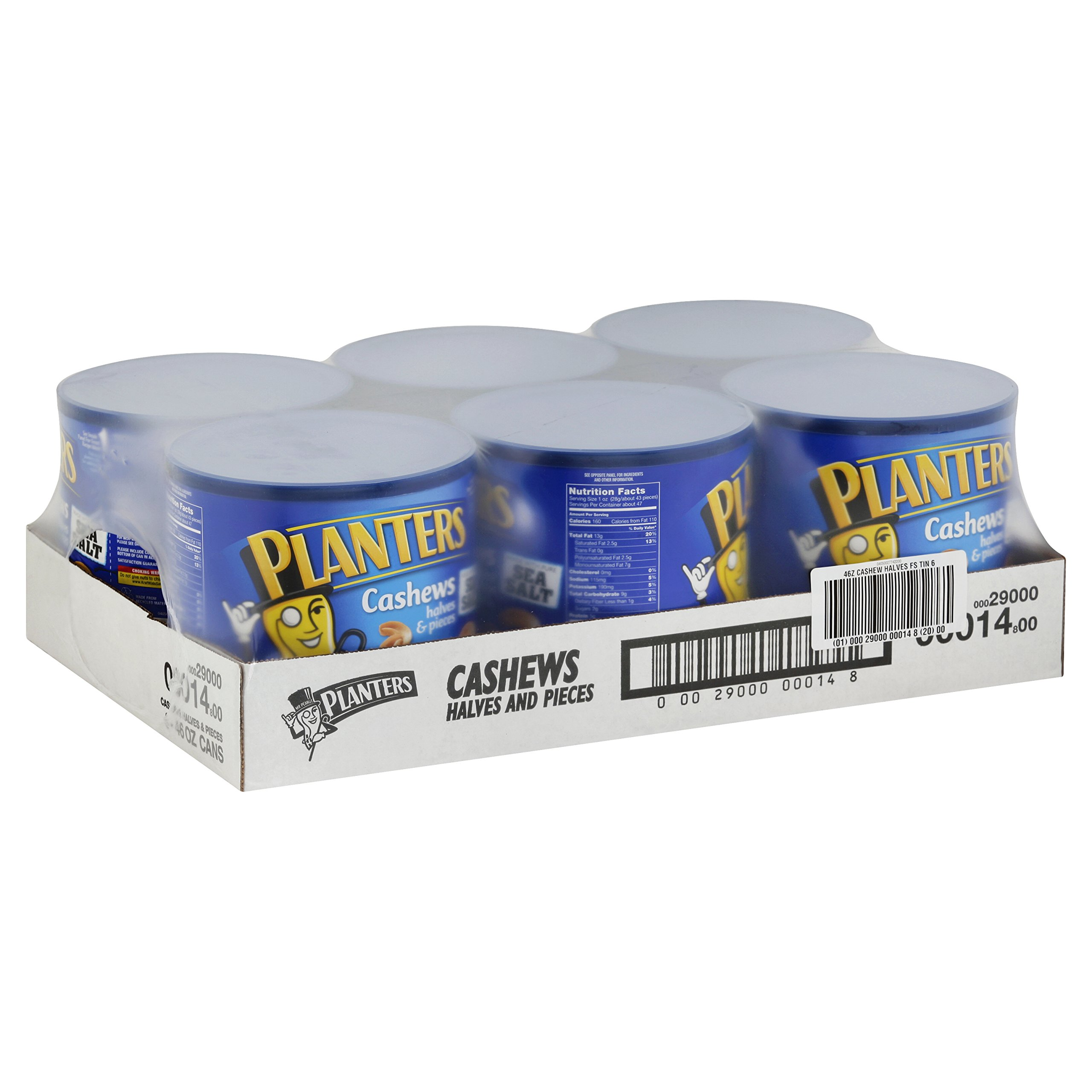 canister of whole amazon planter ounce snack pack gourmet dp salted hvhll grocery planters lightly com cashews food