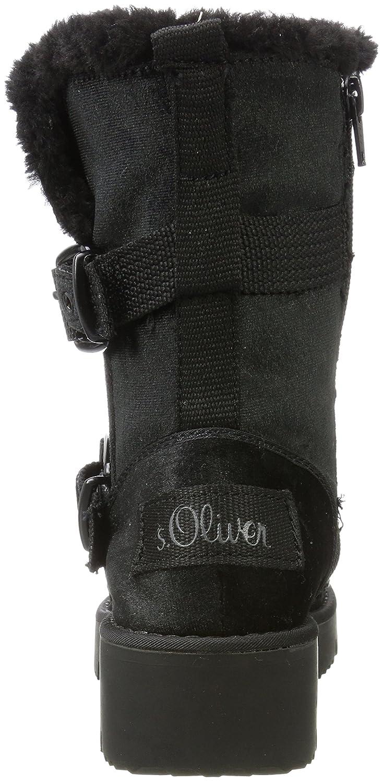 S.Oliver S.Oliver S.Oliver Damen 26468 Stiefel Schwarz (schwarz) c28d92