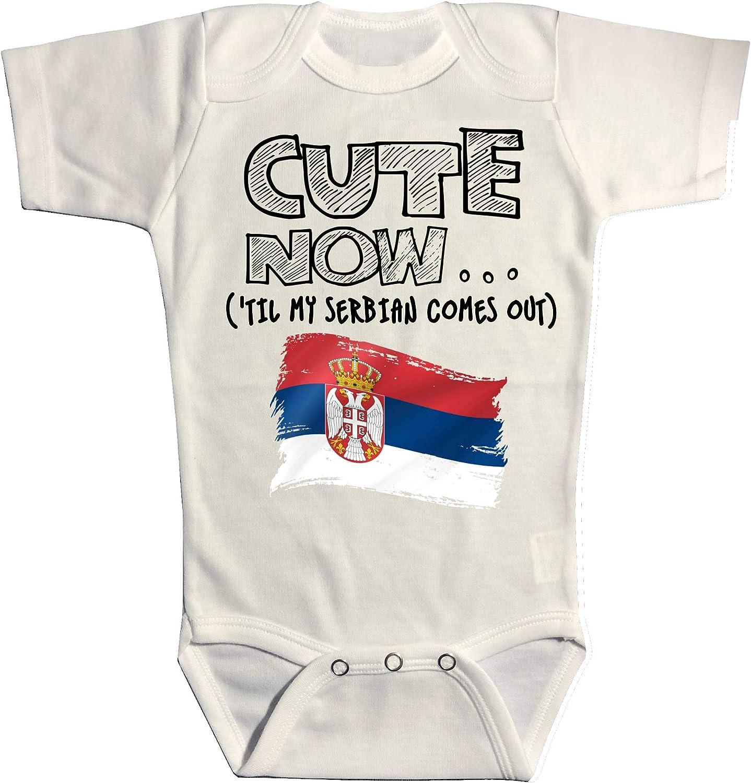 Baby Boy Bodysuits Vintage Albanian Flag-1 Infant Long Sleeve Romper Jumpsuit