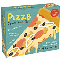 Pizza Saves the Day 2019 Day-to-Day Calendar: Trivia, Recipes, and Other Fun Stuff