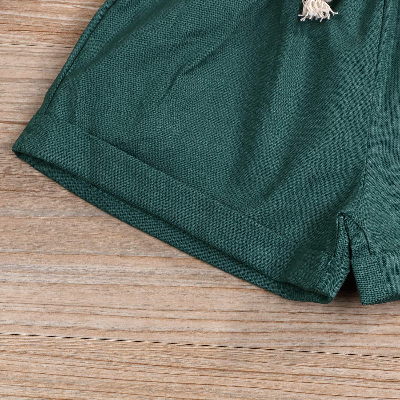 1-3Years Baby Boys Girls Shorts Harem Pants Sweatpants Joggers Cotton Bottoms PP Leggings