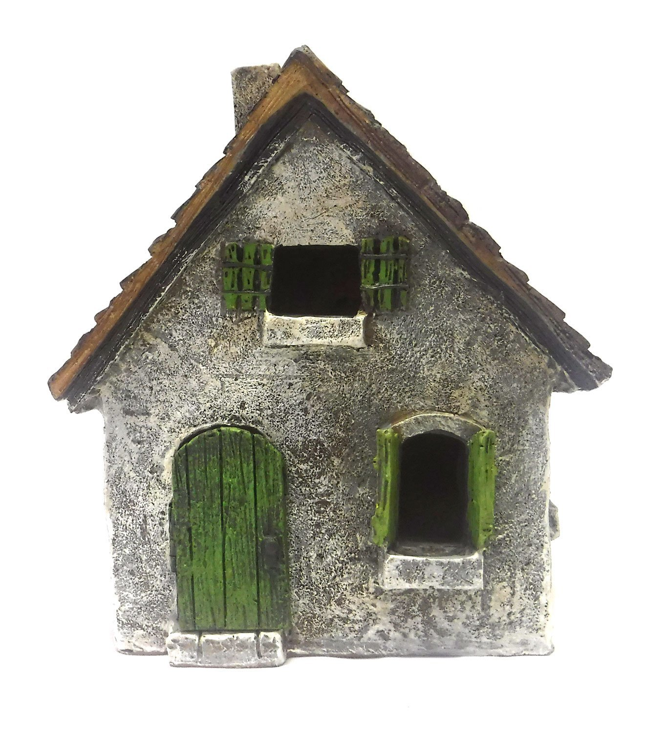 Fairy Garden House-Morning Glory Cottage with Swinging Door by WFG (Image #1)