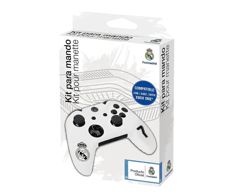 Nobilis - Kit Para Mando Real Madrid Cf (Xbox One): Amazon.es ...