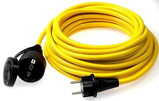 Cable alargador 5 m, K35 AT-N07 V3V3-F 3 G2,5 Cable para exterior ...