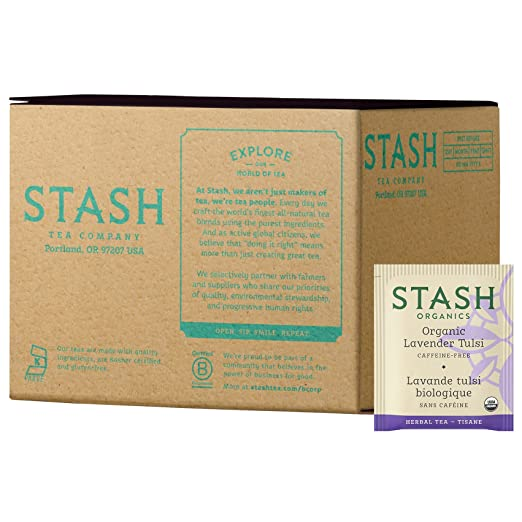 Stash Tulsi Tea With Lavender