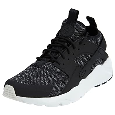 Amazon.com | Nike Mens Air Huarache Run Ultra BR Black/Summit White ...