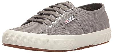 9c21b930bed Superga Unisex 2750 Cotu Grey Sage Classic Sneaker - 35 M EU   5 B(