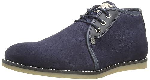 Original Penguins Legal, Botines para Hombre, Azul (Navy), 43 EU: Amazon.es: Zapatos y complementos