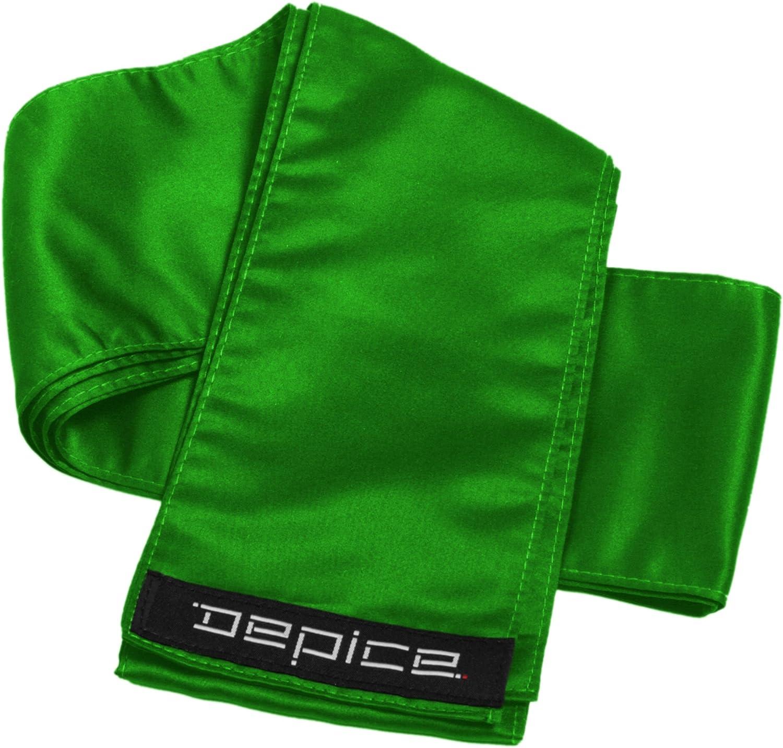 DEPICE - Cinturón de Kung-fu (satén) Amarillo Amarillo Talla:280 cm: Amazon.es: Deportes y aire libre